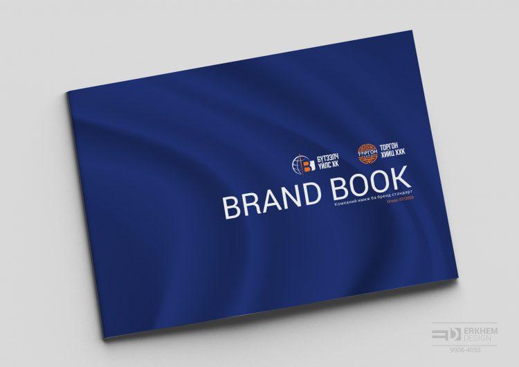 """""""Бүтээлч Үйлс"""" ХК-ийн брэндбүүк, лого стандартыг бүтээснээ танилцуулж байна."""